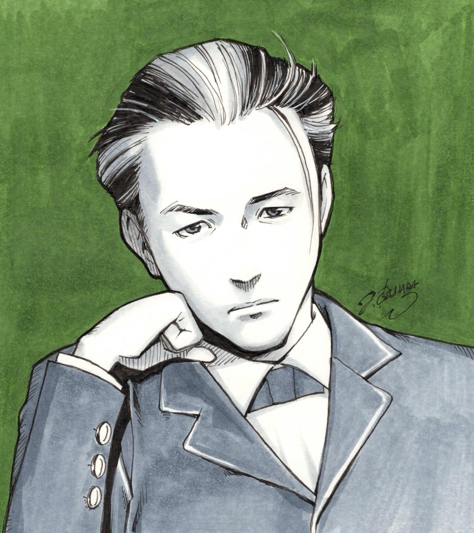 The Reiwa Arrange Portrait: Eiichi Shibusawa/渋沢栄一