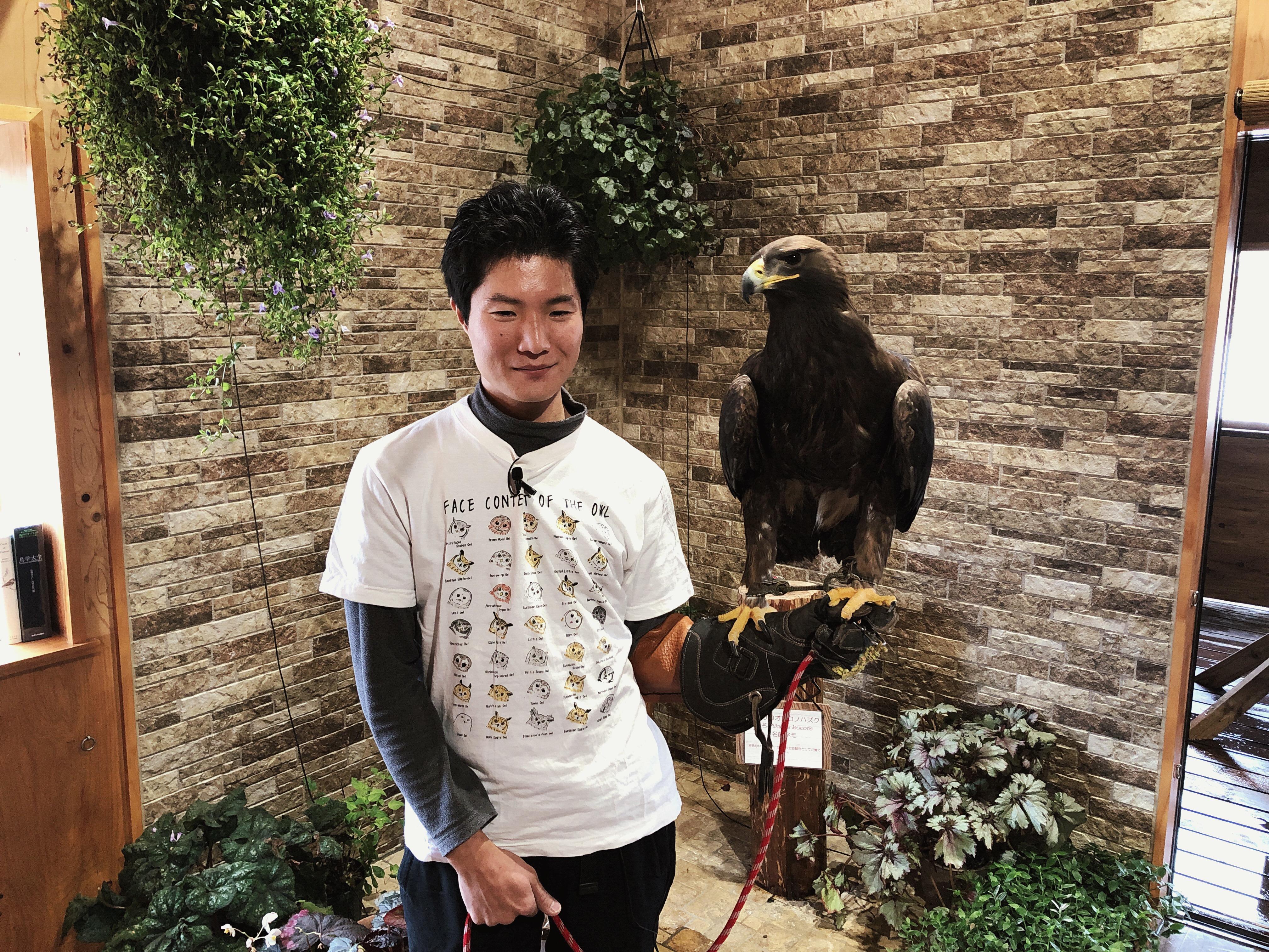 鳥類の飼育相談に応じます