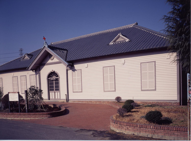 旧煉瓦製造施設  旧事務所