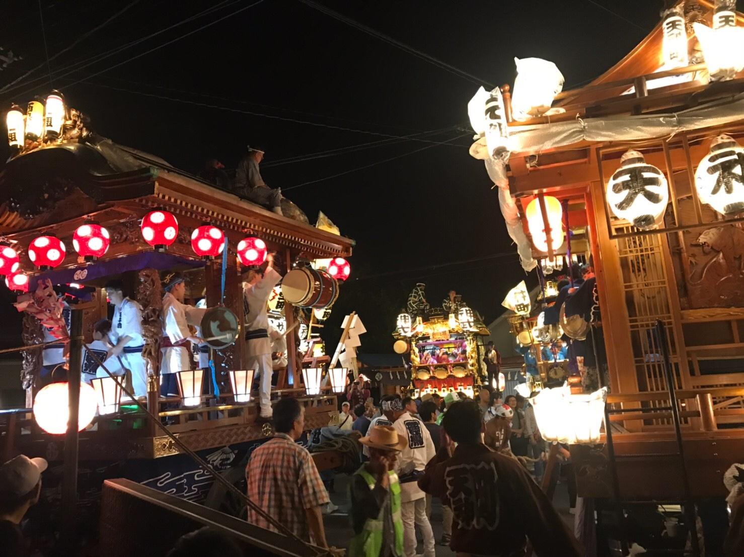 アツイ深谷で夏祭り