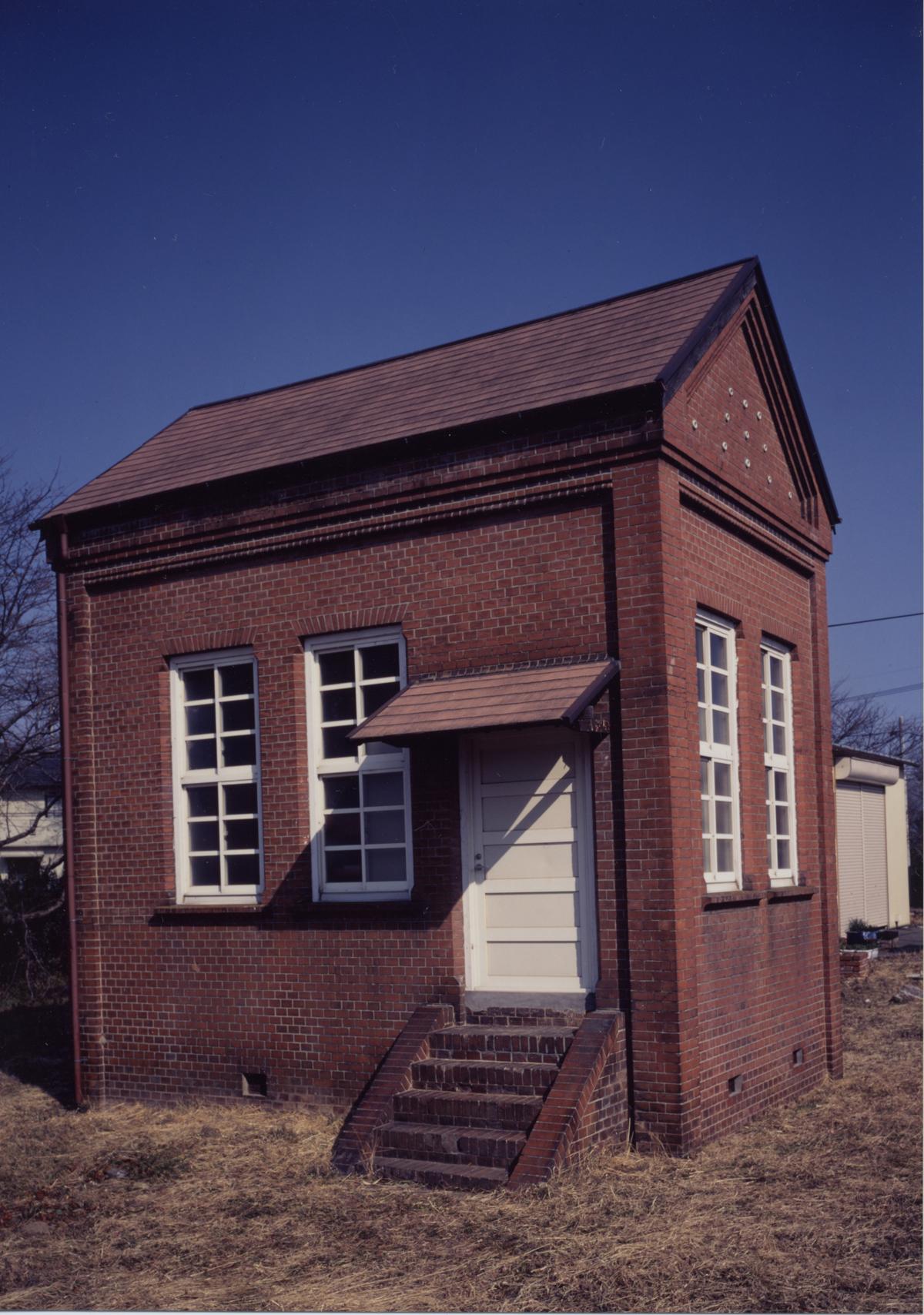 旧煉瓦製造施設_旧変電室