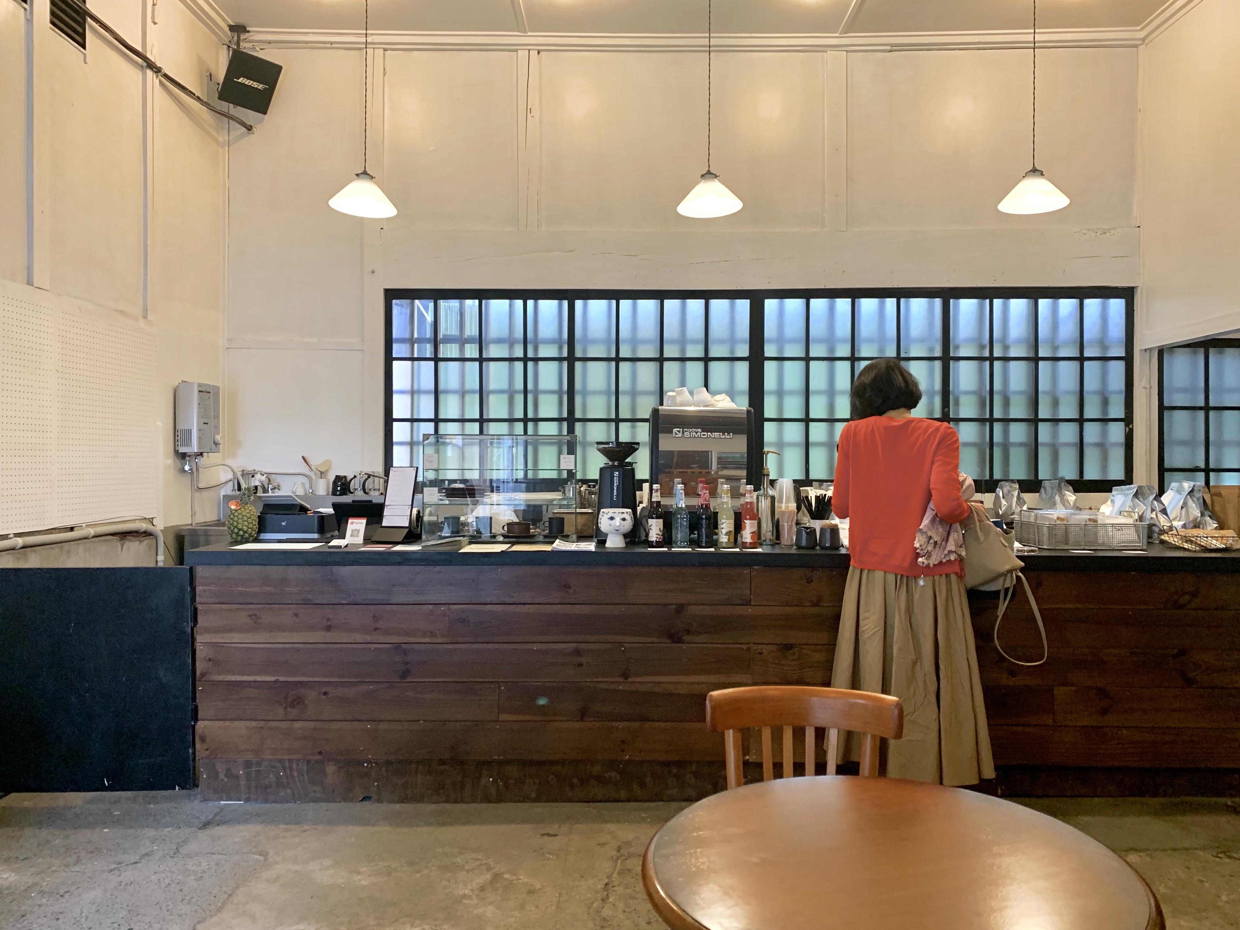 【深谷カフェ】50 COFFEE&ROASTERY